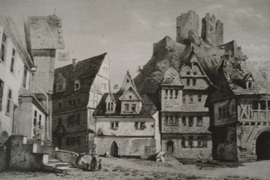 St. Goarshausen - Am Plan