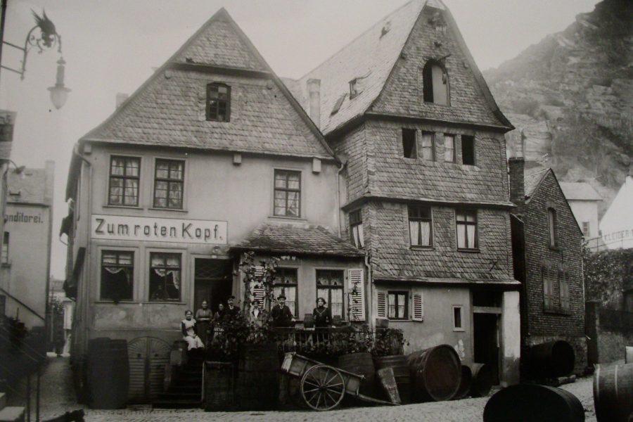 St. Goarshausen - Roter Kopf
